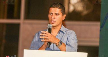عمرو منسي رئيس شركة I-Events