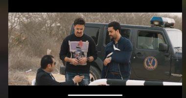 مسلسل النمر الحلقة 23.. محمد إمام يشترى معرض الذهب من محمد رياض وظهور سوسن بدر