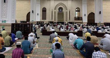 السعودية نيوز |                                              مساجد السعودية تشهد انتظاماً بتطبيق البروتوكولات الصحية فى آخر جمعة من رمضان