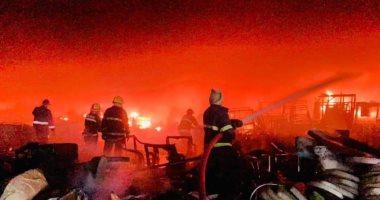السعودية نيوز |                                              وفاة 8 فلسطينيين جراء حريق في مدينة جدة