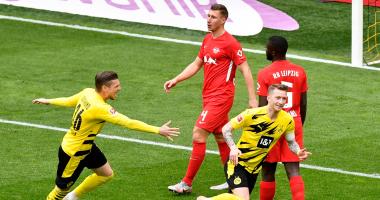 نهائي كأس ألمانيا 2021.. لايبزيج يريد اللقب الأول ودورتموند لإنقاذ الموسم