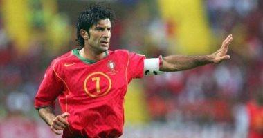 جول مورنينج.. لويس فيجو يصعق منتخب إنجلترا فى أمم أوروبا 2000