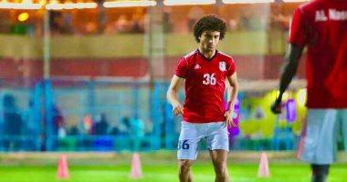 النصر يتعاقد مع مودي لاعب منتخب الشباب