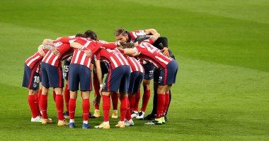 التشكيل المتوقع لمباراة أتلتيكو مدريد وأوساسونا فى الدورى الإسباني