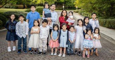 """""""إمبراطورية سى"""" أمريكية لديها 16طفلا تبدأ أسماءهم بحرف الـ c .. اعرف القصة"""