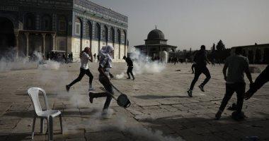 """""""تل أبيب تحترق"""" أبرزهم.. أحداث فلسطين تسيطر على ترند تويتر بـ5 هاشتاجات"""