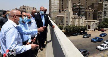 رئيس الوزراء: غلق كلى وجزئى لقطاعات شارع الهرم اثناء تنفيذ أعمال المترو