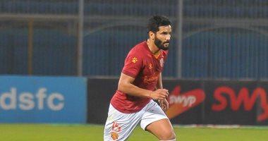 صالح جمعة يتصدر قائمة 5 لاعبين عانوا من قطع وتر إكيليس فى الملاعب المصرية