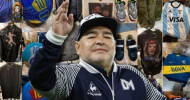 """قاضى أرجنتينى يمنع محامى مارادونا من استخدام """"ماركات الفتى الذهبى"""""""