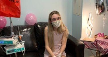 فتاة بريطانية تفقد وزنها إلى 37 كيلو جرام بسبب حالة مرضية نادرة.. صور