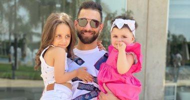"""هابى عيد.. الأهلى ينشر احتفال اللاعبين بالعيد"""" السولية مع بناته ومتولى بالجلابية"""""""