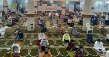 السعودية نيوز |                                              20 ألف مسجد بالسعودية مجهز بالإجراءات الصحية لاستقبال المصلين فى عيد الفطر