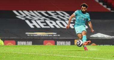 محمد صلاح ينتظر معادلة سجله التهديفى موسم 2018-2019 أمام وست بروميتش
