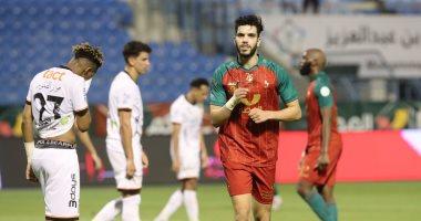 السعودية نيوز |                                              أزارو يقود الاتفاق للفوز على الشباب ويُقرب الهلال من لقب الدوري السعودي