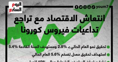 معدل النمو الاقتصادى فى مصر - أرشيفية