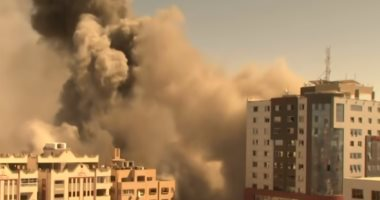 وكالة بلومبرج الأمريكية: مصر تلعب دورا محوريا لوقف إطلاق النار فى قطاع غزة