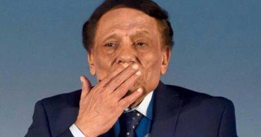 الزعيم عادل إمام يحتفل بعيد ميلاده الـ 81.. اليوم