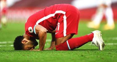 صورة وست بروميتش ضد ليفربول.. محمد صلاح يتفوق على نجوم البريميرليج برقم مميز