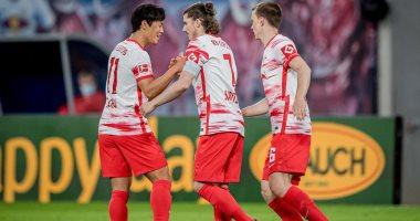 لايبزيج يحقق تعادلا مثيرا مع فولفسبورج فى الدوري الألماني.. فيديو