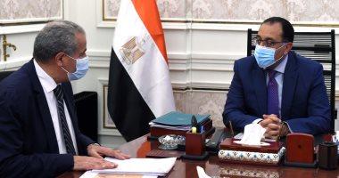 وزير التموين يعلن توريد 2.5 مليون طن قمح ويؤكد: مخزون استراتيجى كاف من السلع
