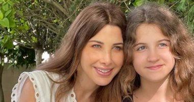 """نانسى عجرم تحتفل بعيد ميلاد ابنتها الكبرى """"ميلا"""": """"معك بدأ عمرى من جديد"""""""