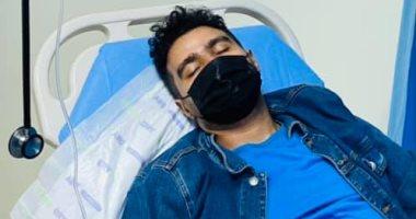 إسلام إبراهيم يكشف تفاصيل وعكته الصحية وحقيقة إصابته بفيروس كورونا