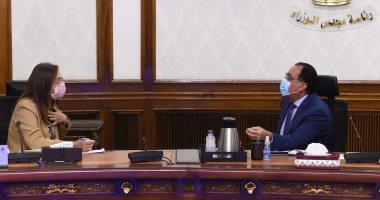 رئيس الوزراء يستعرض موقف الدورة الثانية لجائزة مصر للتميز الحكومى .. صور