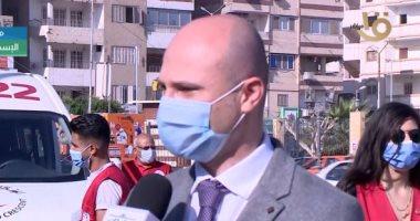 الهلال الأحمر المصرى: خففنا على الفلسطينيين آثار كارثة القصف.. والدعم مستمر