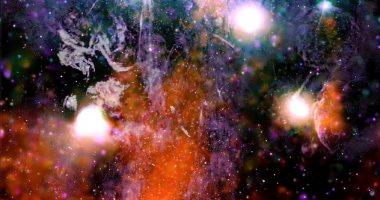 ناسا تصدر صورة جديدة لوسط درب التبانة العنيف على بعد 26000 سنة ضوئية