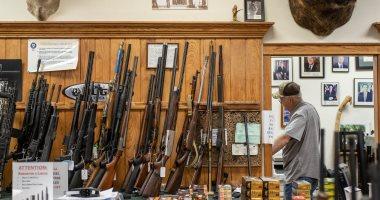 متجر اسلحة في الولايات المتحدة