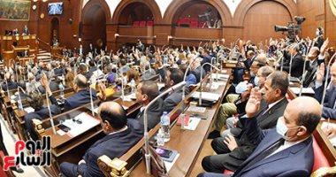 مجلس الشيوخ يوافق على عدم إنشاء صناديق وحسابات خاصة إلا بناء على قانون