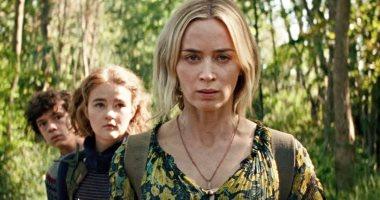 النقاد يقيمون فيلم A Quiet Place Part II حول العالم بـ91%