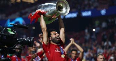 """ليفربول مهنئا محمد صلاح بجائزة أفضل لاعب بالدورى الإنجليزى: """"الأفضل دائماً"""""""