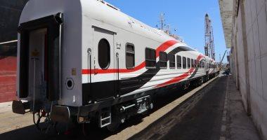 ميناء الإسكندرية يستقبل 22 عربة سكة حديد روسية جديدة الاثنين المقبل