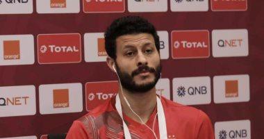 أولمبياد طوكيو تمنح محمد الشناوى التفوق على عصام الحضرى