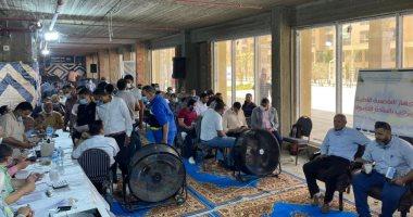 رئيس جهاز العاصمة الإدارية: الإقبال الكبير على شراء المحال دليل على نجاح التنمية