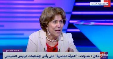 السعودية نيوز |                                              فريدة الشوباشى: الرئيس السيسى يجمع أشلاء الوطن العربى من جديد