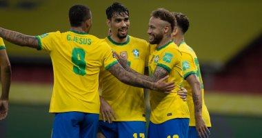 نيمار وتياجو سيلفا يتصدران قائمة منتخب البرازيل فى كوبا أمريكا