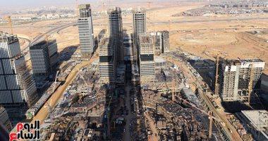 """تقرير مصور لـ""""إكسترا نيوز"""" يبرز أهداف ومكاسب العاصمة الإدارية الجديدة"""