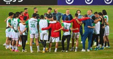 حسام حسن للاعبى الاتحاد: كرة القدم فيها الحلو والمر