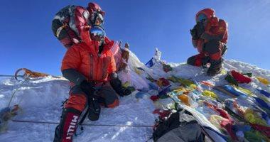 أعلى قمة فى العالم.. فعاليات تسلق الجبال تصل قمة إفرست