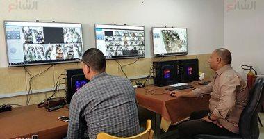 الـ  VAR من الملاعب لامتحانات الجامعات.. استخدام شاشات مراقبة لضبط الغش فى جامعة عين شمس