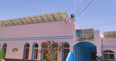 بدء تشغيل مكتبة مصر العامة بالوادى الجديد بالطاقة الشمسية بتكلفة 470 ألف جنيه