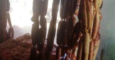"""""""بيطرى الشرقية"""" يحرر 32 محضرا ويضبط 3 أطنان دواجن ولحوم وكبدة فاسدة"""