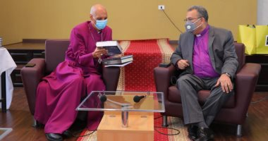 رئيس الطائفة الإنجيلية مهنئا رئيس الأسقفية الجديد: معا لخدمة الكنيسة والوطن