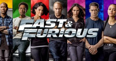 270 مليون دولار لـFast & Furious 9 قبل عرضه بالولايات المتحدة الأمريكية