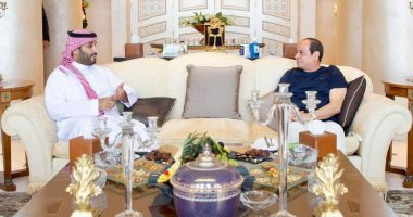 السعودية نيوز |                                              السفير محمد عبدالحكم عن لقاء الرئيس السيسى ومحمد بن سلمان: لا يحقق الاستقرار إلا بالبلدين