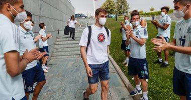 يورو 2020.. لورينتي يعود لمعسكر منتخب إسبانيا بعد تعافيه من كورونا