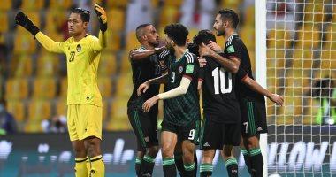 الإمارات تكتسح إندونيسيا بخماسية فى تصفيات كأس العالم.. فيديو وصور