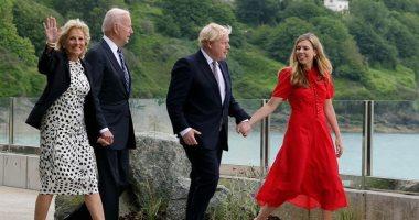 بايدن وجونسون يتفقان: علاقة أمريكا وبريطانيا أقوى من أى وقت مضى.. صور